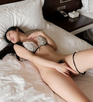 Japanese vulgar girls with unshaved pussies at home naked Picture 10